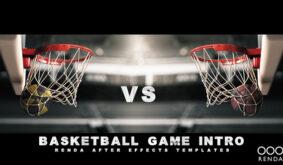 Basketball Game Intro – Teaser