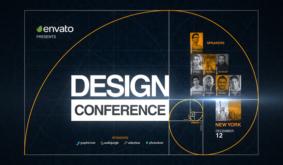 Design Conference Promo