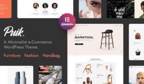 Puik – Elementor WooCommerce Theme