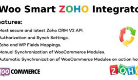 Woo Smart Zoho Integrator