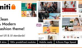 Miti – Elementor WooCommerce WordPress Theme