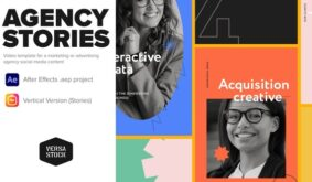 Vertical Marketing Advertising Agency Stories