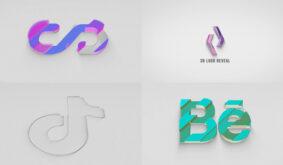 3D Logo Reveal