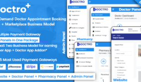 On-Demand Doctor Appointment Booking SaaS Marketplace Business Model