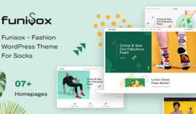 Funisox – Fashion WooCommerce WordPress Theme
