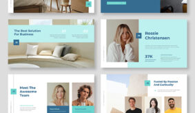 Winna – Multipurpose Business Google Slides Template