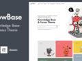 KnowBase – A Helpdesk & bbPress WordPress Theme
