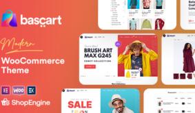Bascart – Modern WooCommerce WordPress Theme