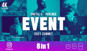 Digital Event Promo | Final Cut Pro & Apple Motion