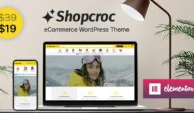 Shopcroc – WooCommerce WordPress Theme