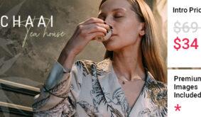 Chaai – Organic Tea Shop Theme
