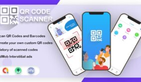 ScanQR – Android QR Scanner & Generator – Scan & Generate Tons of QR/Barcodes