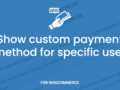 WooCommerce Custom Payment Label
