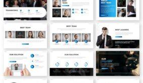 Skylark – Business Keynote Template