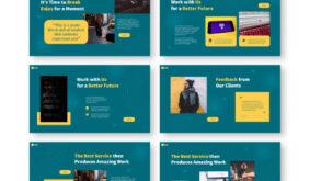 Internet Provider Keynote Template
