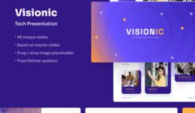 Visionic – Tech Google Slides Presentation