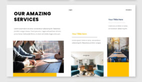 Legit – Business PowerPoint Template